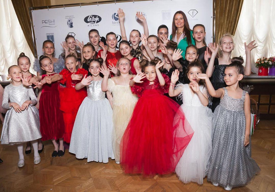 Бренд Barex Italiana выступил партнером модного показа Первой в России телевизионной Школы Моделей Royal Model Agency
