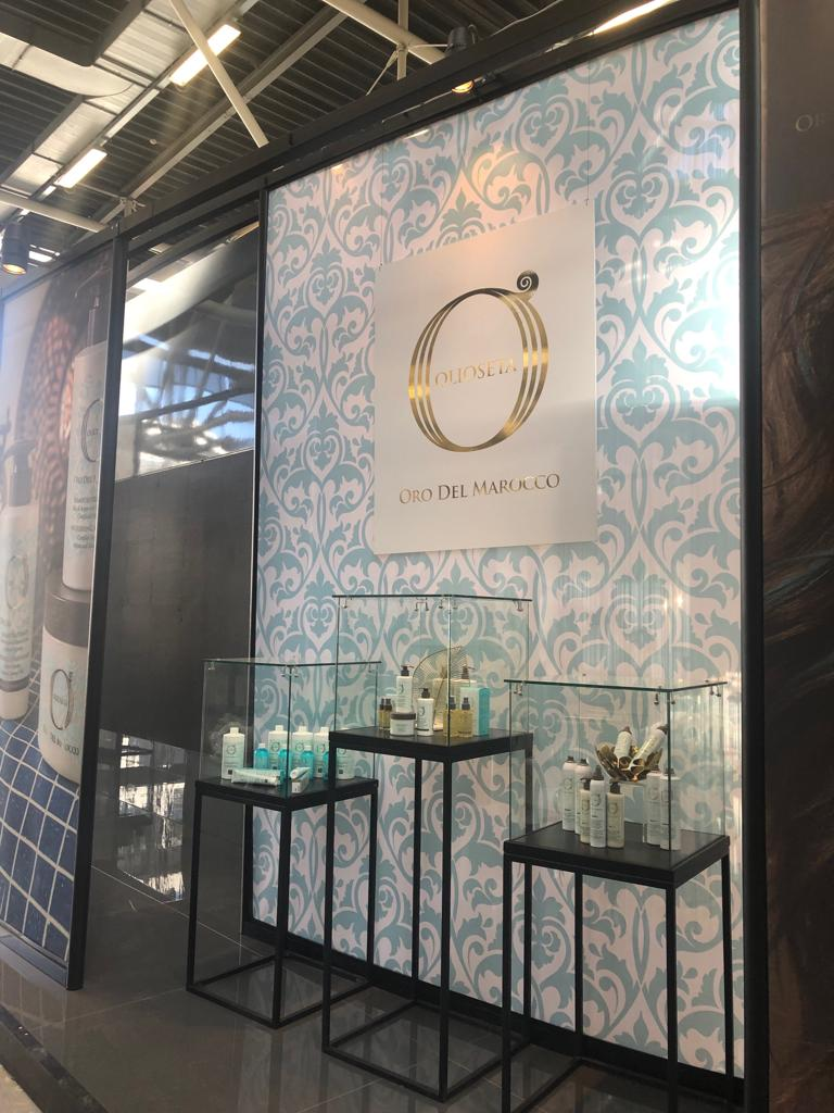 Бренд Barex Italiana представил новинки на Cosmoprof Bologna 2019