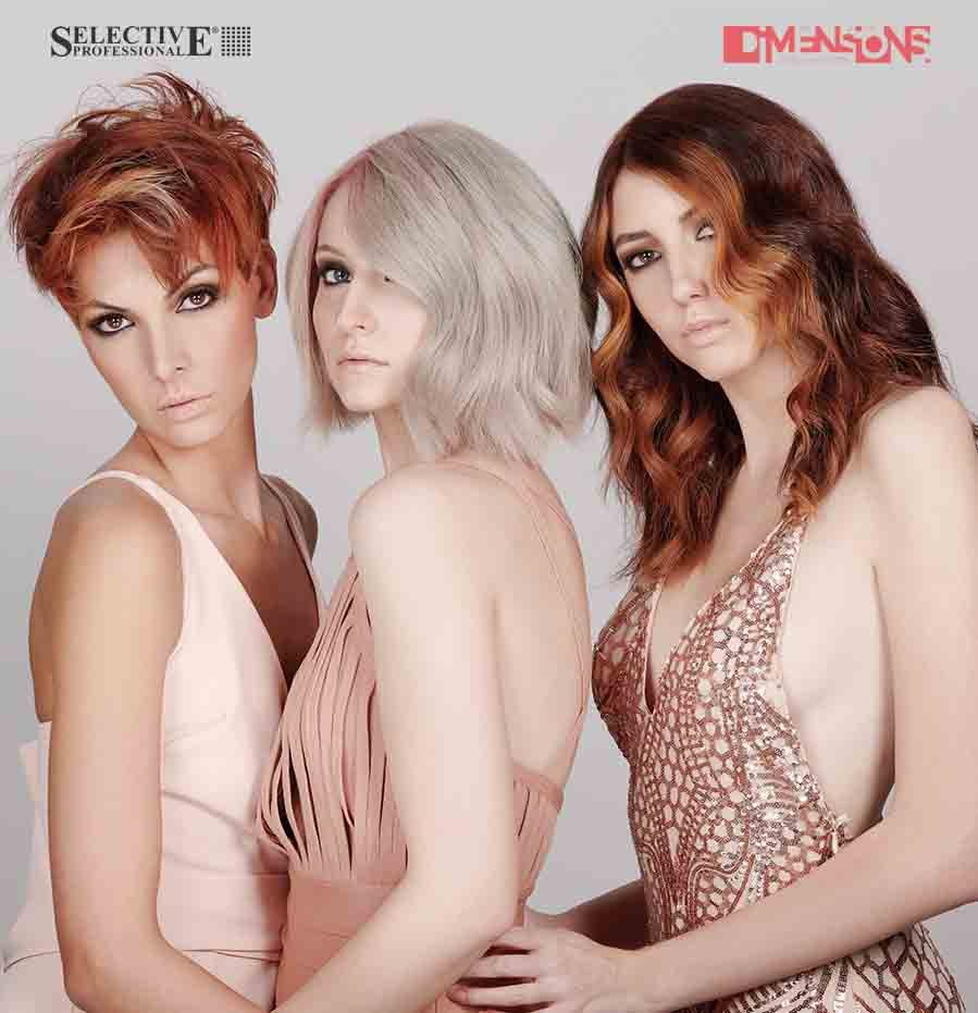 Dimensions - модная коллекция SS2019 от бренда Selective Professional