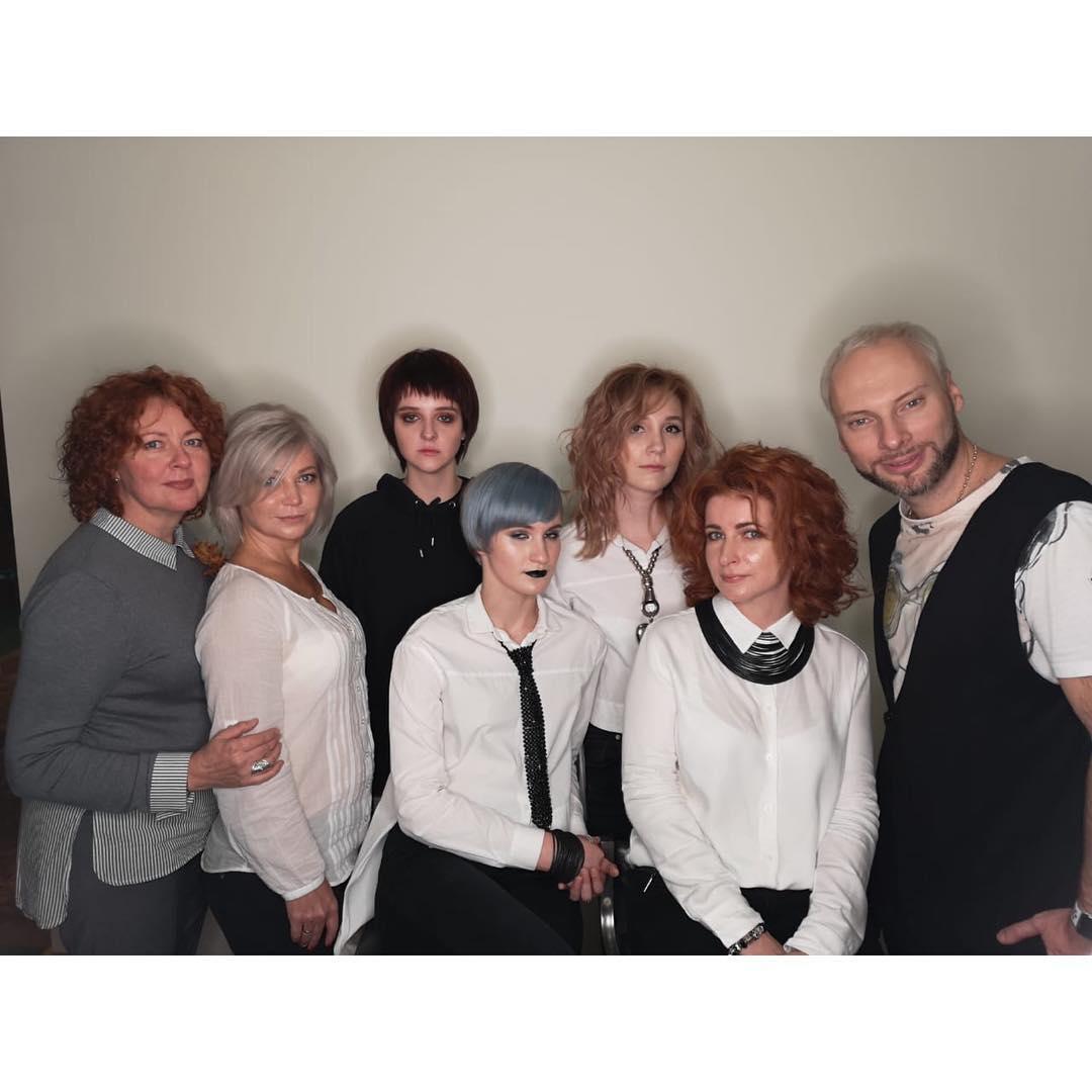 Презентация  красителя  Reverso HairColor от бренда Selective Professional