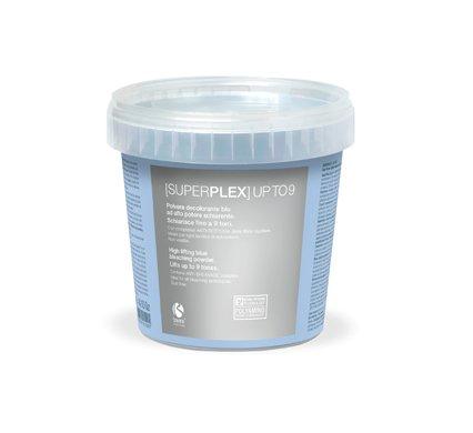 Голубой обесцвечивающий порошок SUPERPLEX от Selective Professional