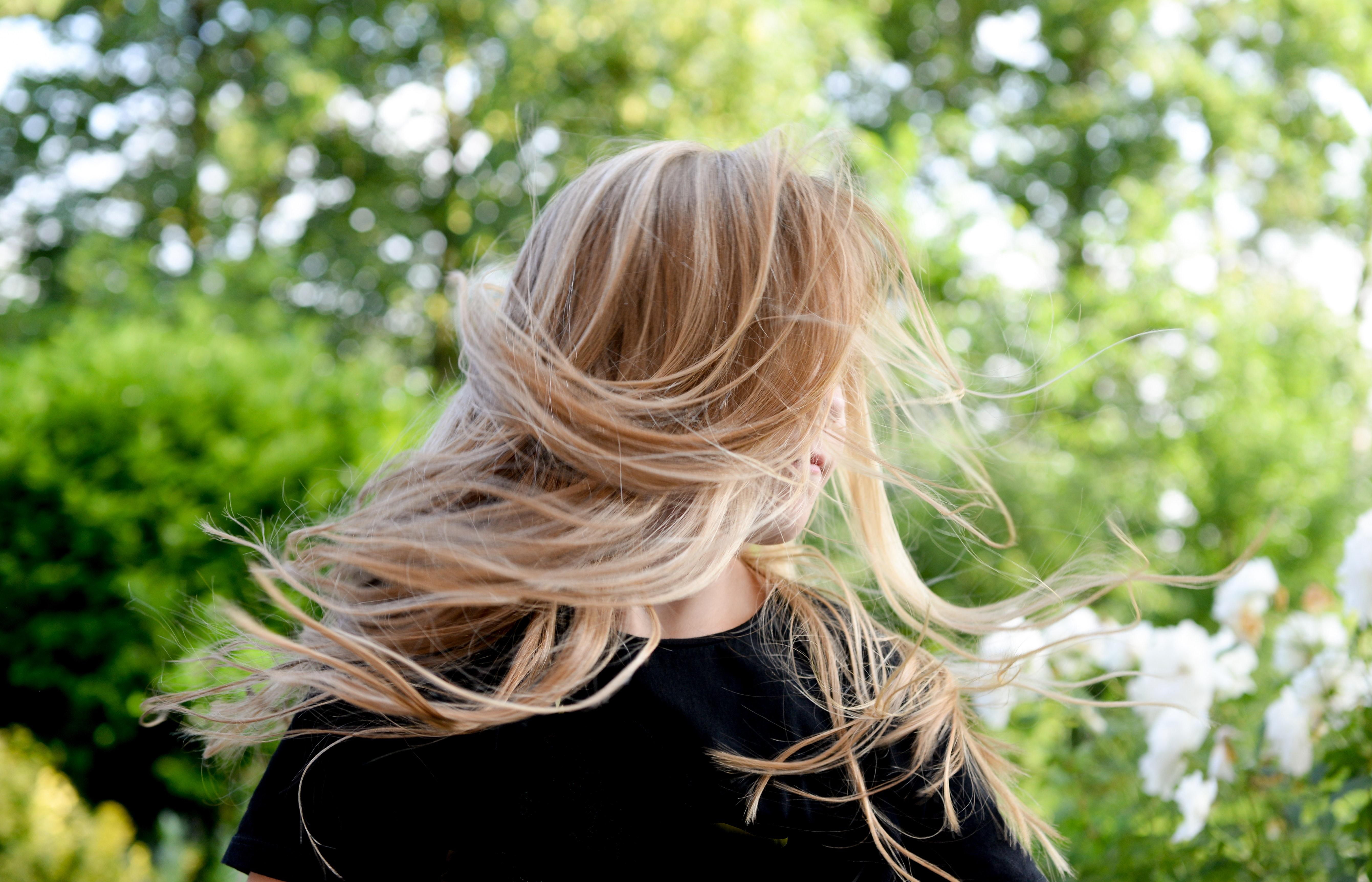 Модное окрашивание волос 2021