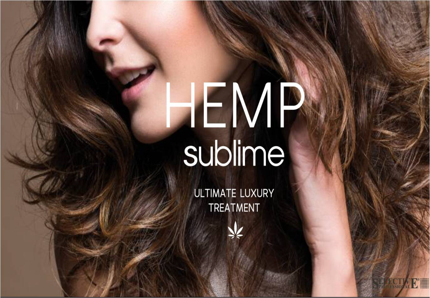 Selective Professional презентация HEMP SUBLIME
