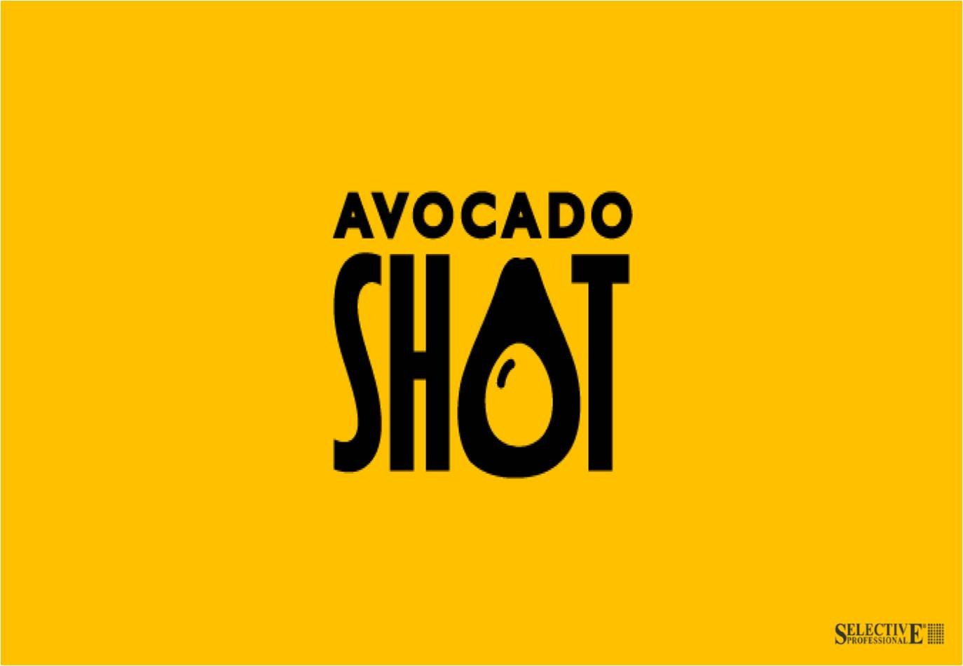 Selective Professional презентация AVOCADO SHOT