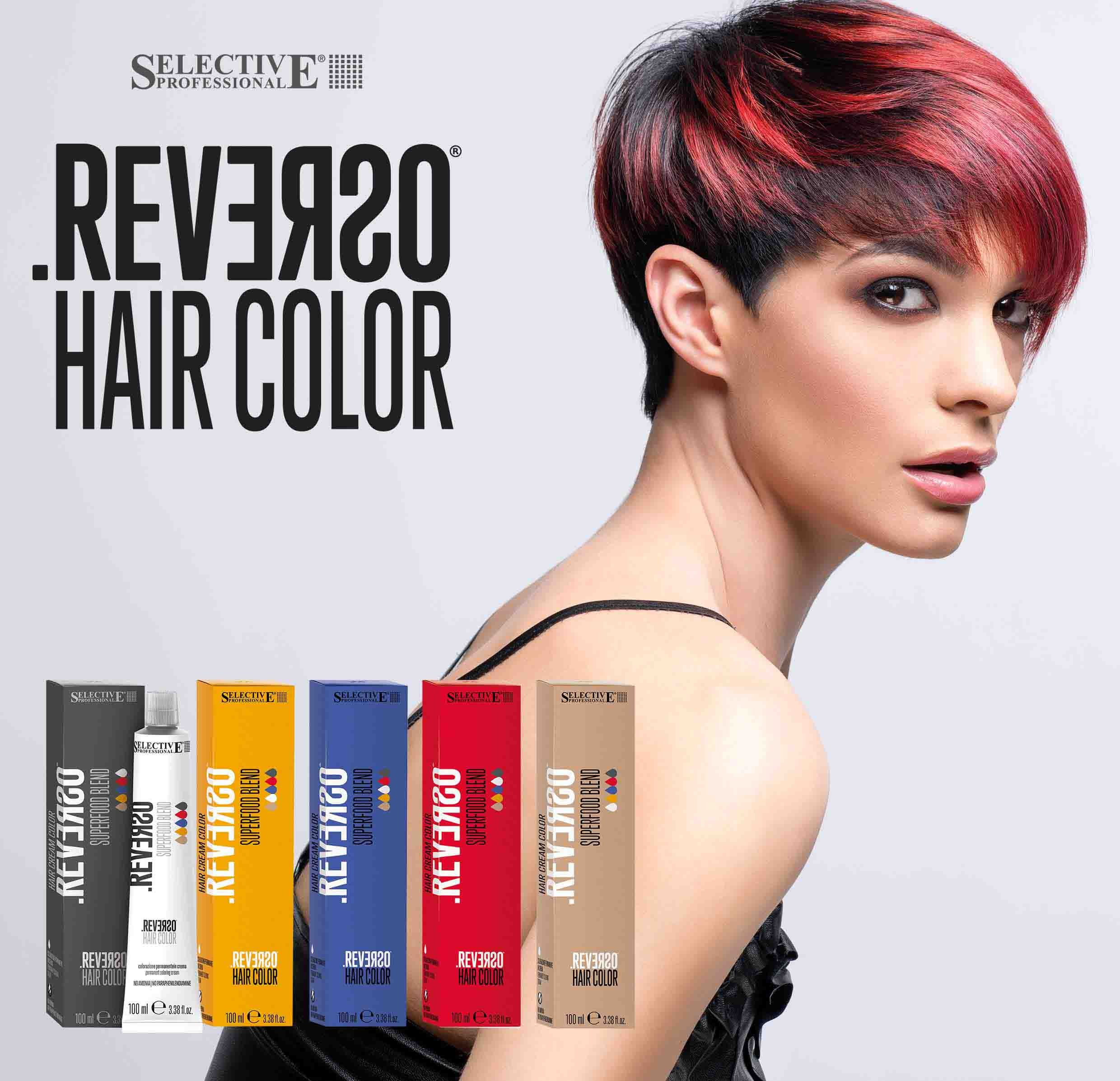 Reverso Hair Color Selective Professional